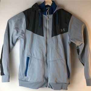 Under armour men's large thick jacket